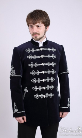 Kazinczy sleeved suit